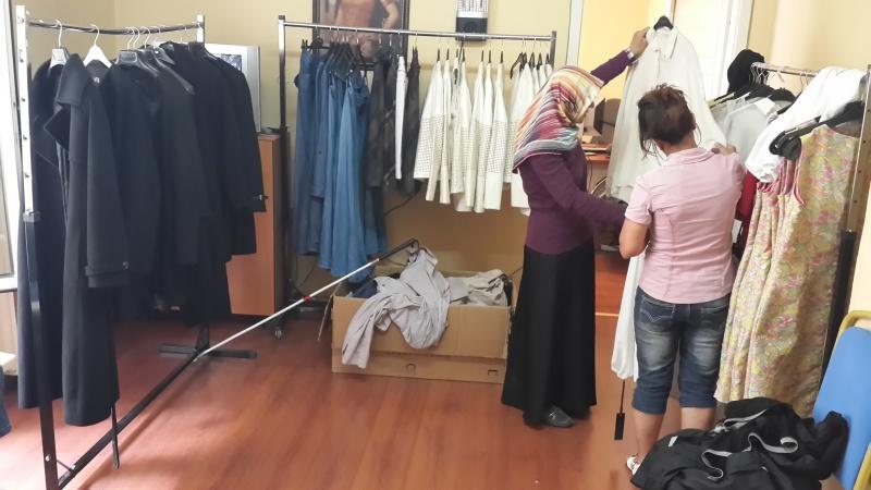 Ramazan Bayramı Öncesi Kıyafet Yardımı